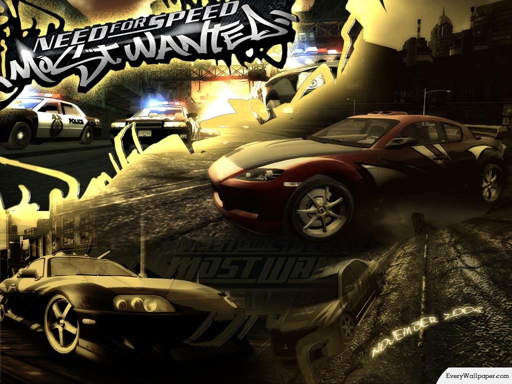 Nfs Most Wanted Thumbgal