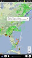 Screenshot of NOAA Hi-Def Radar