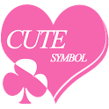 Cute Symbols - Emoji Keyboard♤ icon