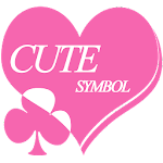 Cute Symbols - Emoji Keyboard♤ 1.4 Apk