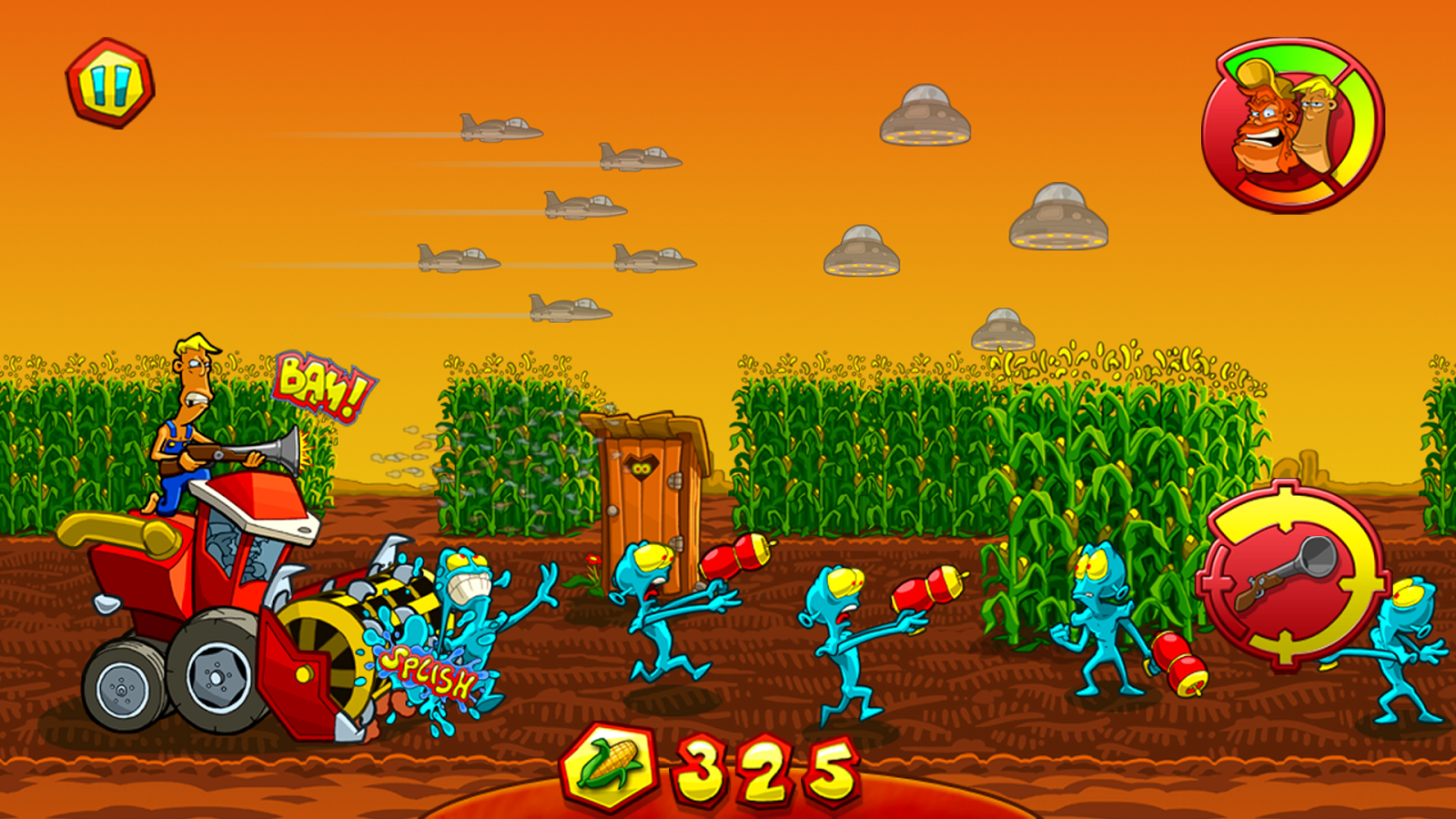 Farm Invasion USA Android