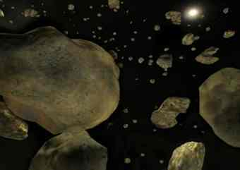 most asteroids round - photo #21