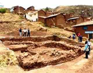 Another important finding in history-rich Cusco. (Photo: Andina)