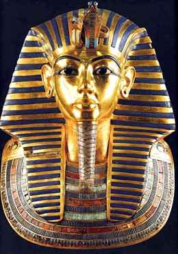 Tutankhamun — the boy king
