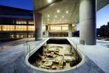 "Acropolis Museum awarded as ""The Best Museum of the World"""