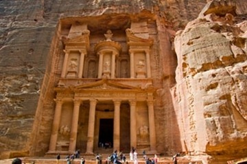 Jordan: Petra revenues from Tourism up 31% in 2010