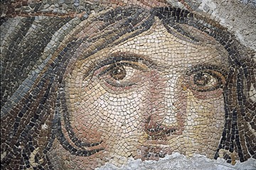 Zeugma treasures to reside in world's second largest mosaic collection