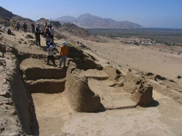 Chiclayo archaeological complex to house site museum