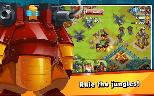 Jungle Heat - screenshot thumbnail
