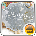 Invitation to Girly Theme icon