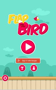 Flap The Bird- screenshot thumbnail