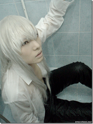 unknown cosplay 23 / katekyo hitman reborn cosplay - superbi squalo by unlimystic