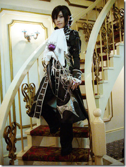 unknown cosplay 031 - code geass: lelouch of the rebellion cosplay - lelouch lamperouge 02