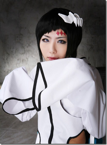 bleach cosplay - luppi