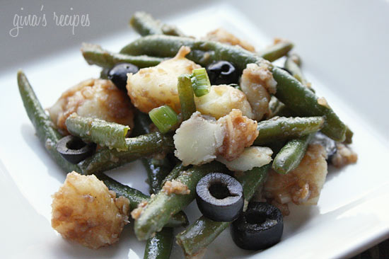 Potato and Green Bean Salad | Skinnytaste