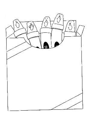 Colorear La Escuela Dibujos De Utiles De La Escuela Para