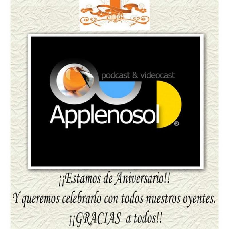 Applenosol LXIX Estamos de aniversario