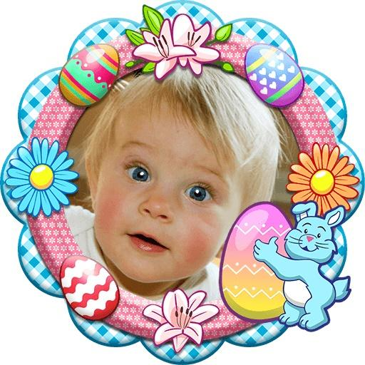 My Easter Photo Frames