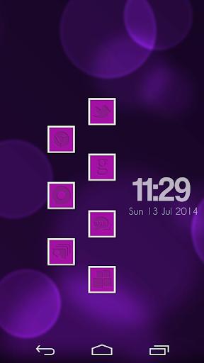 VM10 Purple Icon Set
