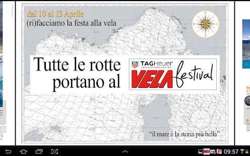 Il Giornale della Vela screenshot
