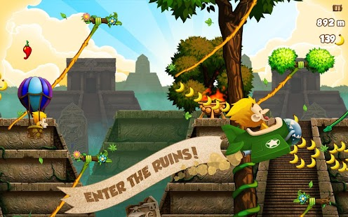 Download Benji Bananas For PC Windows and Mac apk screenshot 3