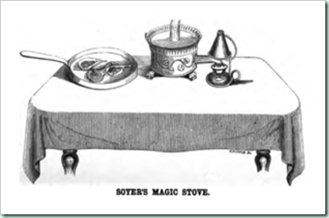 soyer stove