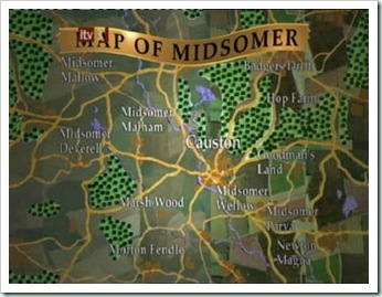 midsomer map