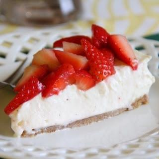 Vanilla Cheesecake Recipe