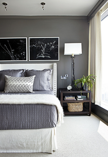 Benjamin Moore S Kendall Charcoal Paint Color