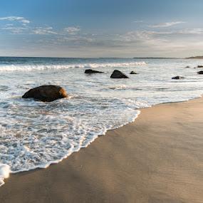 Beach by Miren Etcheverry - Landscapes Beaches ( martha's vineyard, sand, workshop, vineyard, alison shaw, sea, ocean, seascape, beach, beachscape )