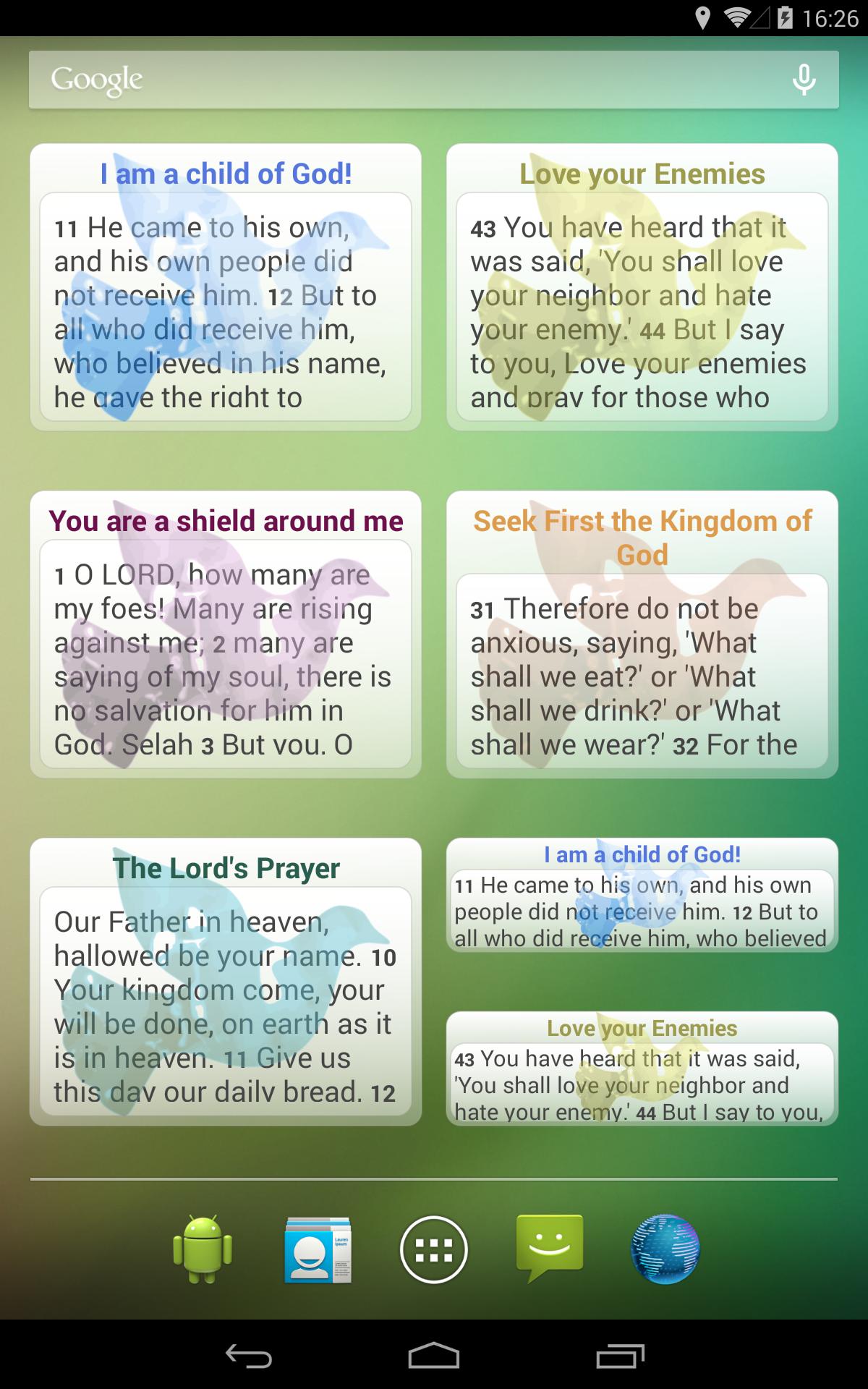 Inspiring Famous Quotes Daily screenshot #9