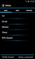Screenshot of tiMote