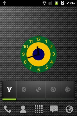 Brazil 2013 clock