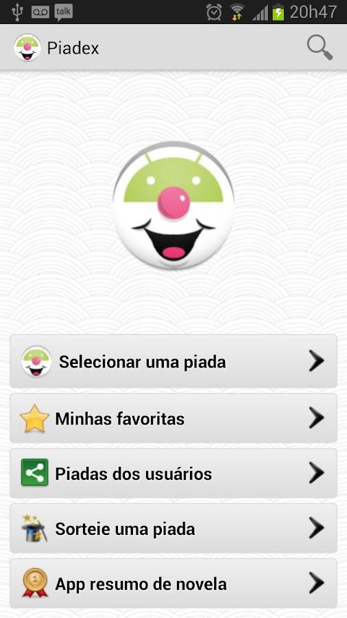Piadex - Piadas engraçadas - screenshot