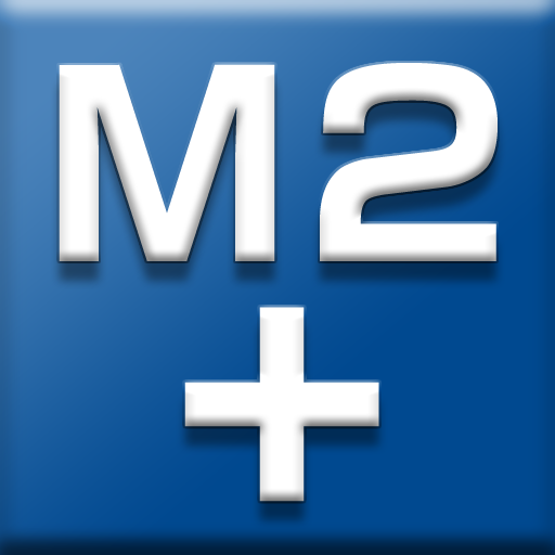 医疗のM2Plus Launcher LOGO-記事Game
