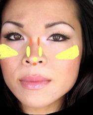 μύτη στραβή