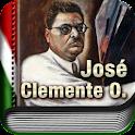 AUDIOLIBRO: José Clemente Oroz logo