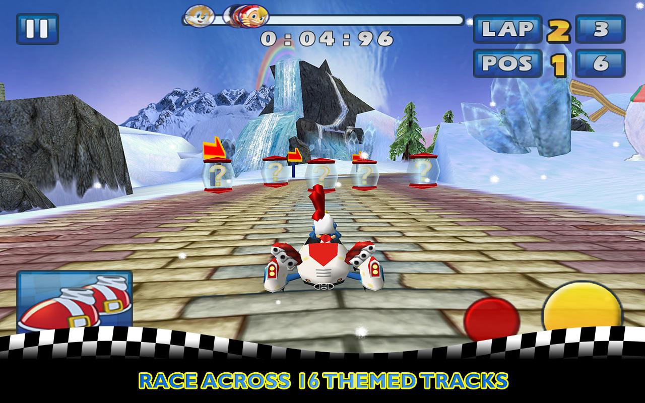Sonic & SEGA All-Stars Racing screenshot #15