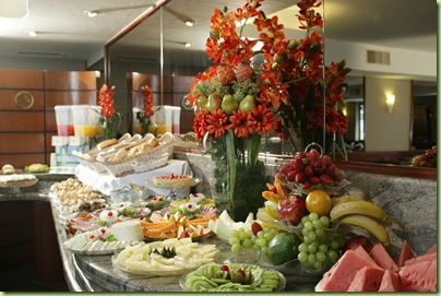 Bourbon Londrina_Rest Bourbon_buffet
