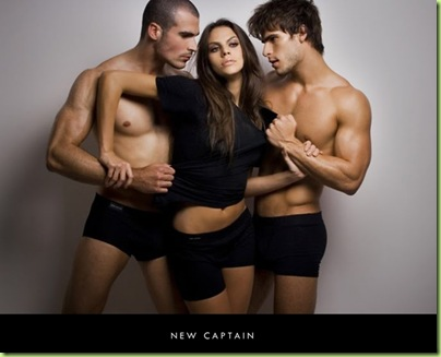 New Captain New Stretch Campanha 07