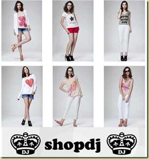 lookbook shop dj