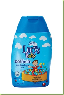 Colonia Lorys Baby Blue bx