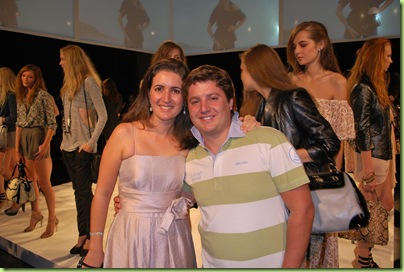 002-Carolina Martori e Guilherme Martori no Mercedes-Benz Fashion Week - 02