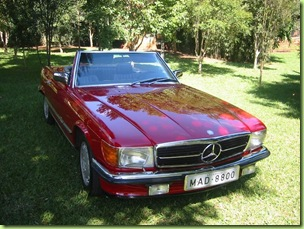 Mercedes Benz 71  350SL