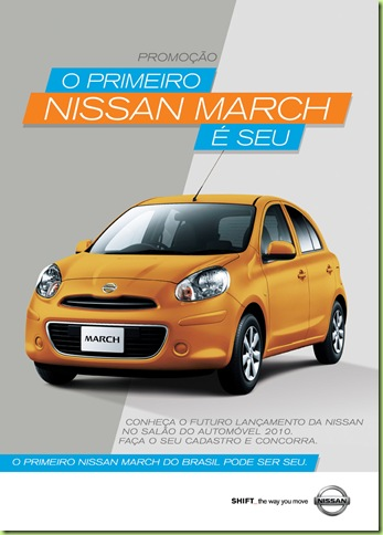 Promocao_NissanMarch
