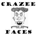Crazee Faces logo