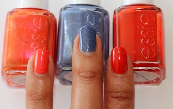 essie-summer-2011-Meet-me-at-sunset-smooth-sailing-brazilliant