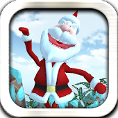 Talking Dancing Santa Claus 3D