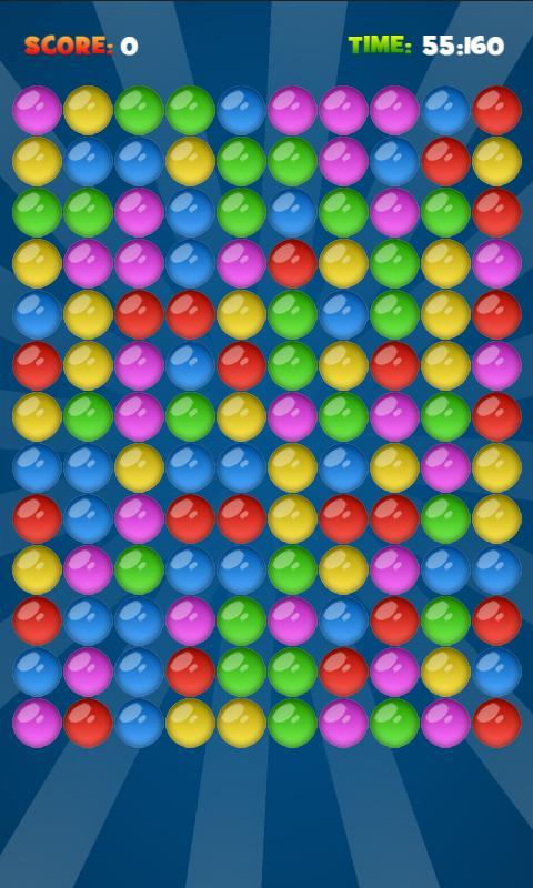 Bubble Popper Classic- screenshot