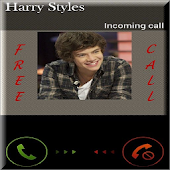 Harry Styles Calling Fans